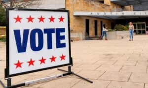 Photo of Federal Judge Blocks Elimination of One-Punch Voting in Texas