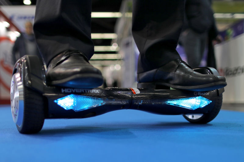 Photo of Hoverboarding dentist gets 12 years in prison for fraud, unlawful dental acts