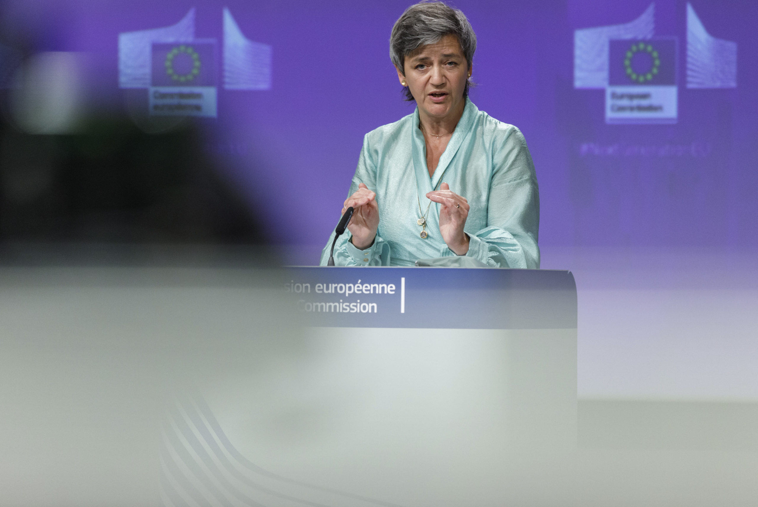 Photo of Vestager faces risks in potential appeal of Apple ruling