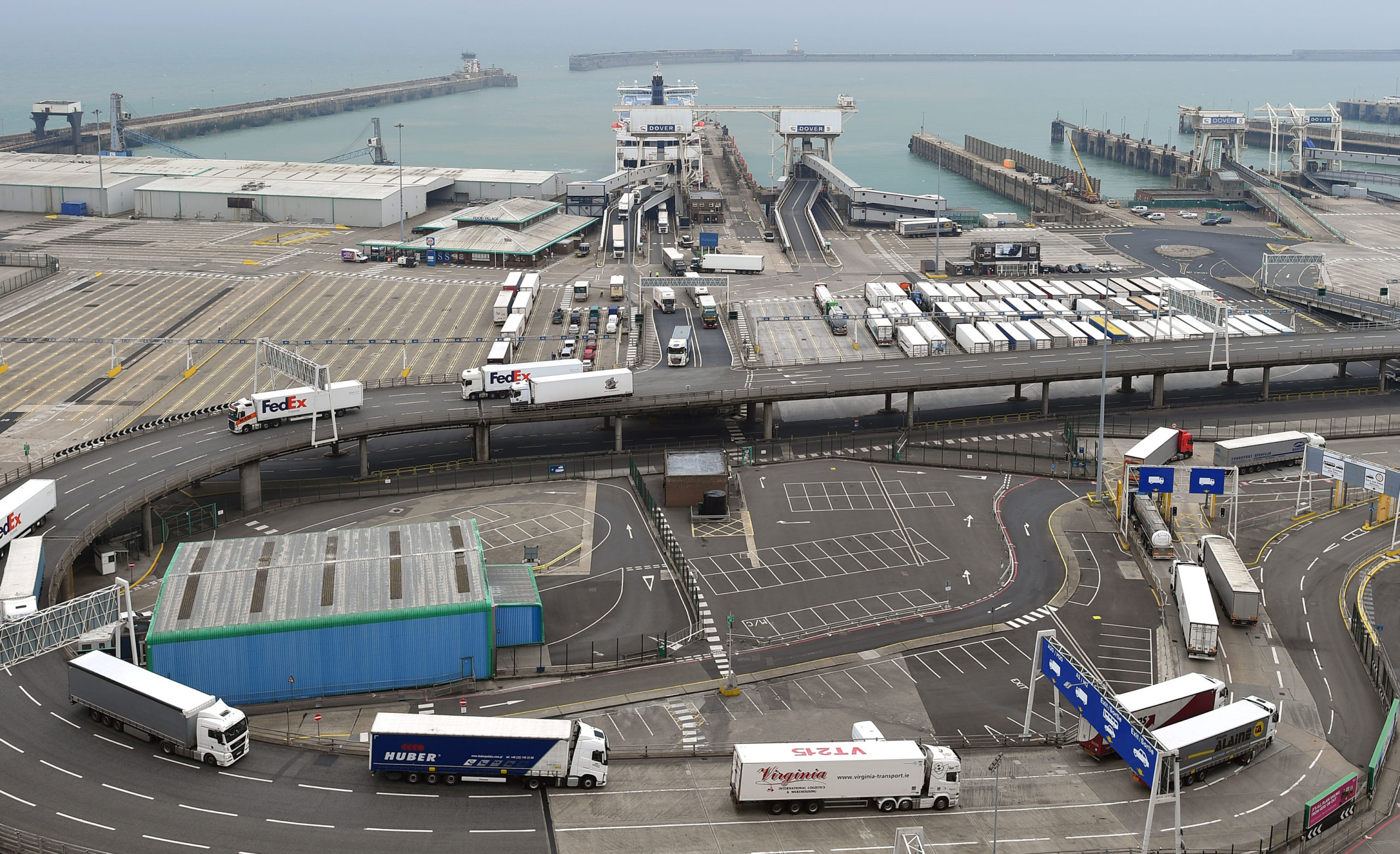 Photo of UK logistics industry pleads for help to get ready for Brexit