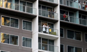 Photo of Fatal 17-storey Fall in Central Adelaide