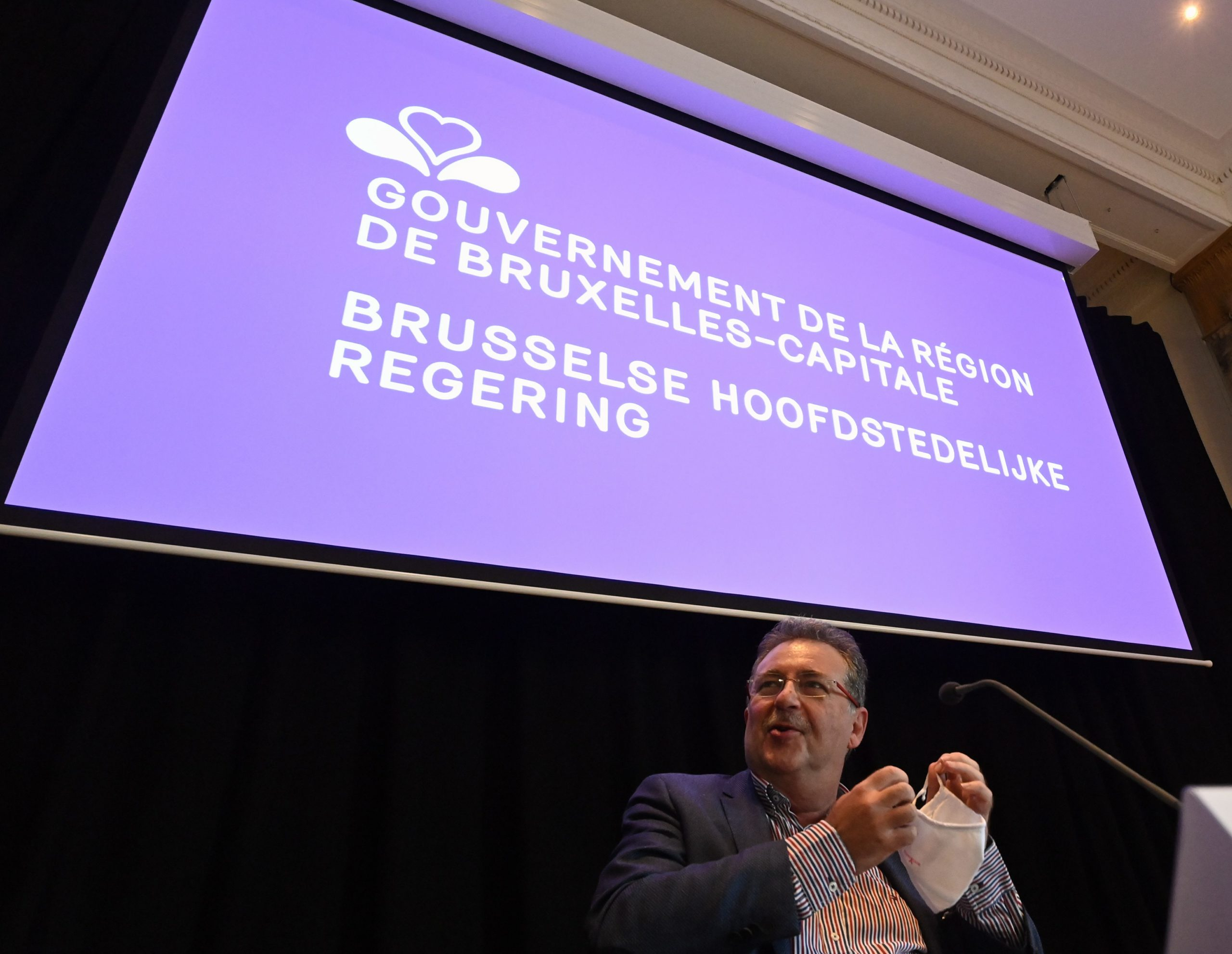 Photo of Wider debate needed before 5G rollout, says Brussels government chief