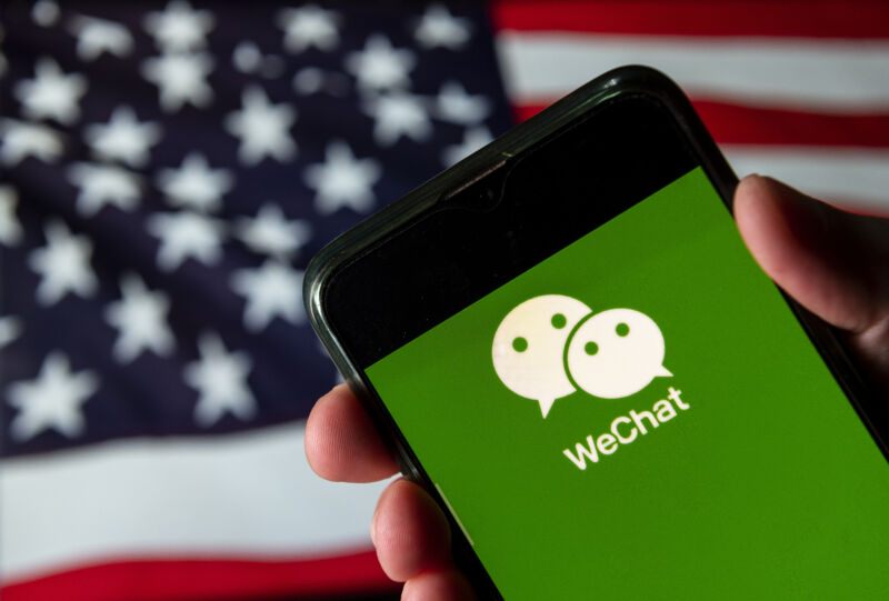 Photo of Impending WeChat ban wont actually ban users from WeChat, DOJ says