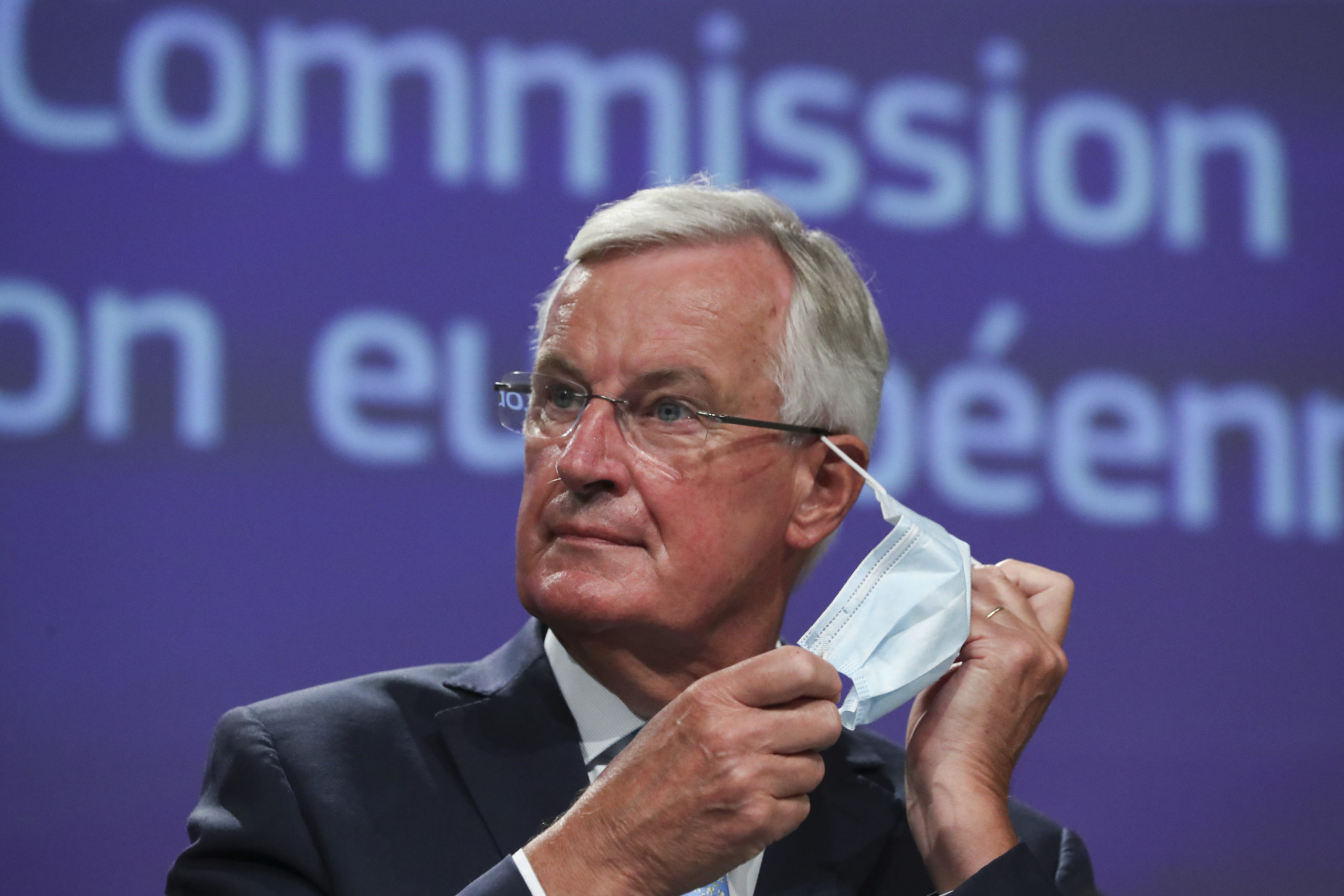 Photo of Brexit chief Michel Barnier says hes worried about difficult negotiations