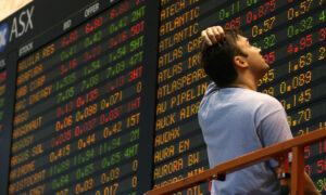 Photo of Australian Shares Hit by Global Worries