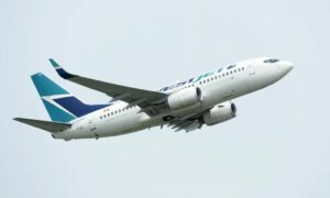 Photo of Two Airline Passengers Fined $1,000 Each For Not Wearing Masks on WestJet Flights