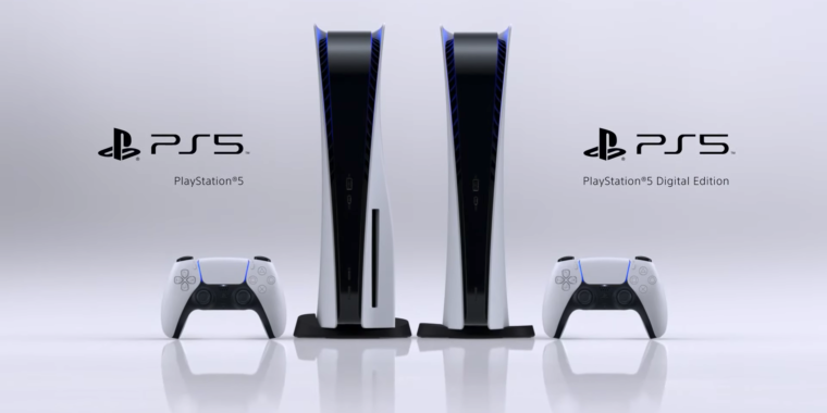 Photo of PS5 retailers have many fewer Digital Edition systems for preorder