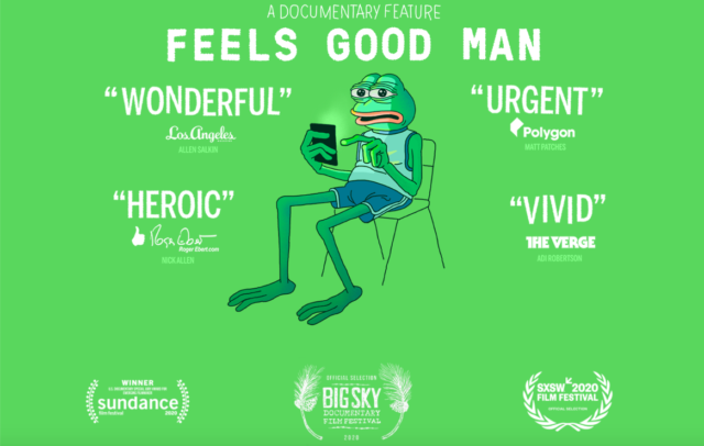 Photo of Feels Good Man, a film that truly gets how things are passed across the Internet
