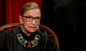 Photo of New Bill Would Place Bust of Late Supreme Court Justice Ruth Bader Ginsburg in Capitol Rotunda