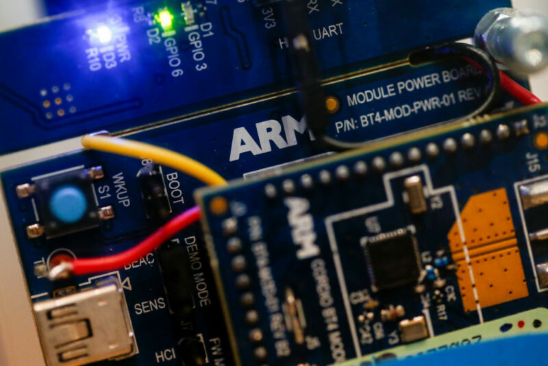 Photo of Nvidia reportedly to acquire ARM Holdings from SoftBank for $40 billion