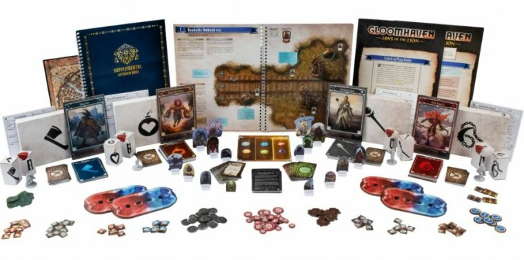 Photo of Gloomhaven: Jaws of the Lion makes the megahit more accessible