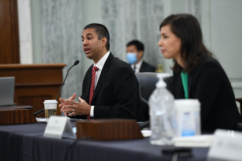 Photo of Ajit Pai touted false broadband data despite clear signs it wasnt accurate