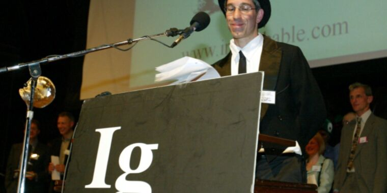 Photo of Here are the winners of the 2020 Ig Nobel Prizes to make you laugh, then think
