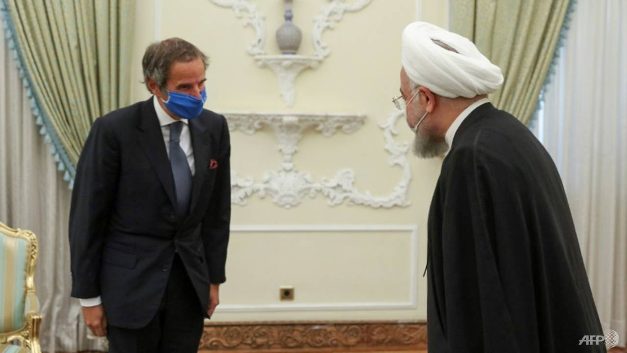 Photo of Iran nuclear deal parties stand by troubled accord amid US pressure