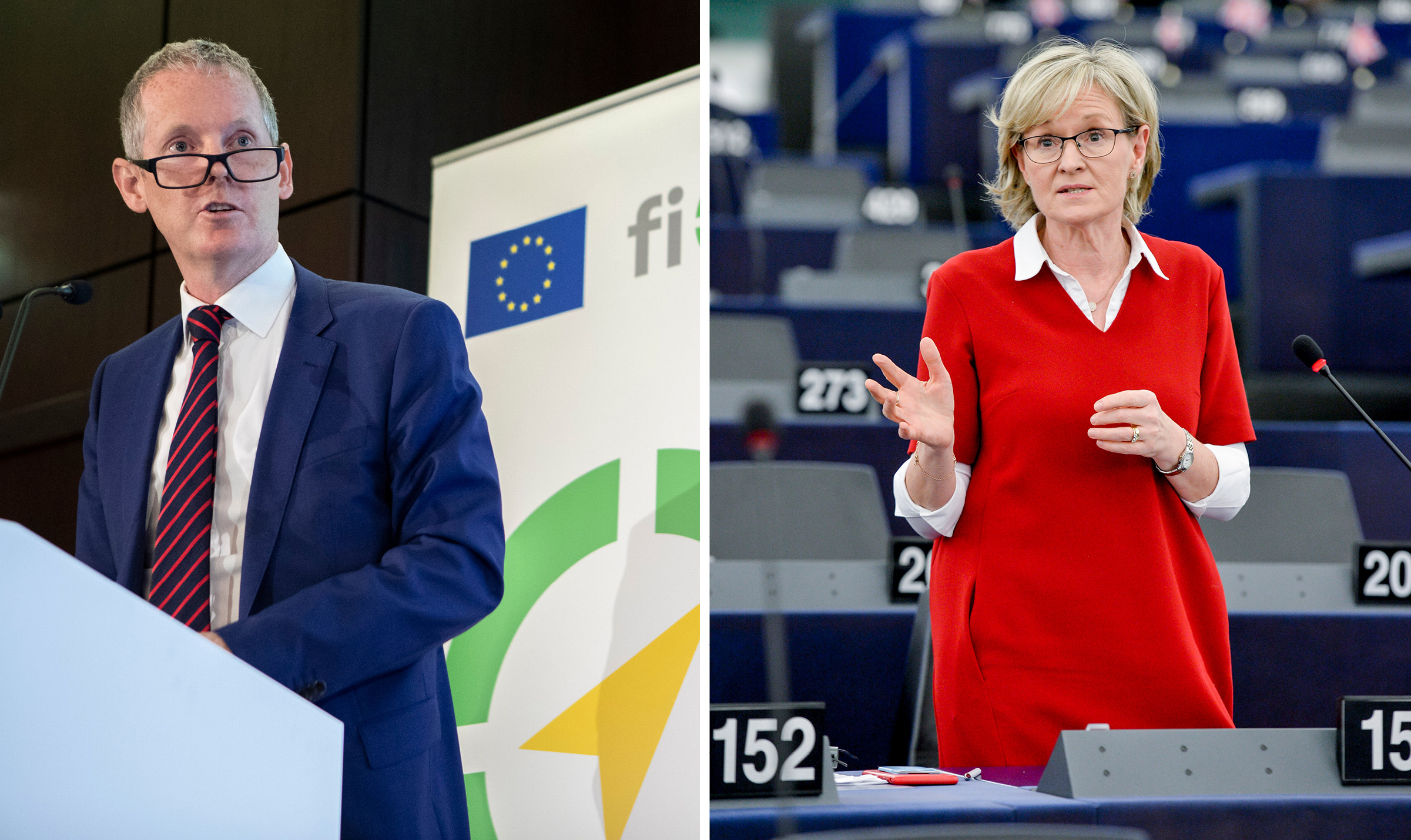 Photo of Ireland picks two very different contenders to replace Phil Hogan