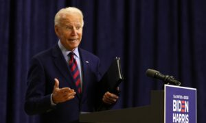 Photo of Biden Campaign Wont Say Whether Hed Take CCP Virus Vaccine
