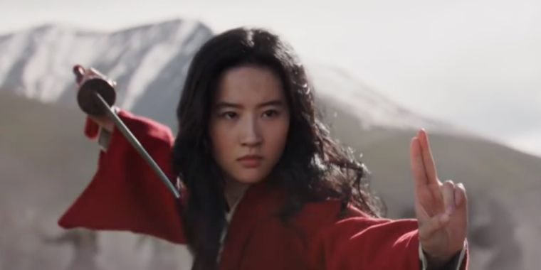 Photo of Review: Sumptuously reimagined Mulan turns Disney princess into a true warrior