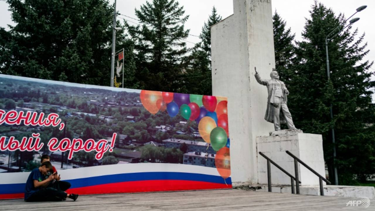 Photo of Russian ex-gulag town on China's doorstep eyes rebirth