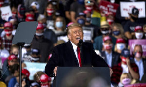 Photo of Trump Highlights Upcoming Supreme Court Nomination at Ohio Rallies