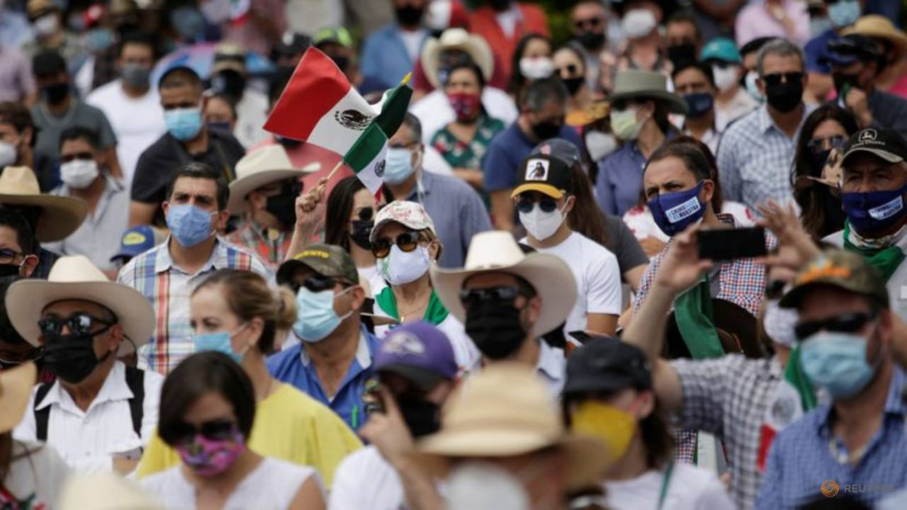 Photo of Drought-hit Mexicans assert demands that water sharing with US ends