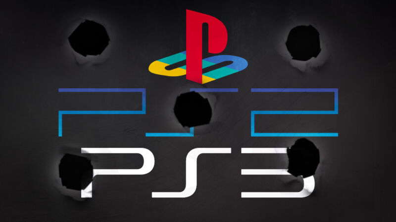 Photo of Sony makes it official: PlayStation 5 wont natively support PS1, PS2, PS3