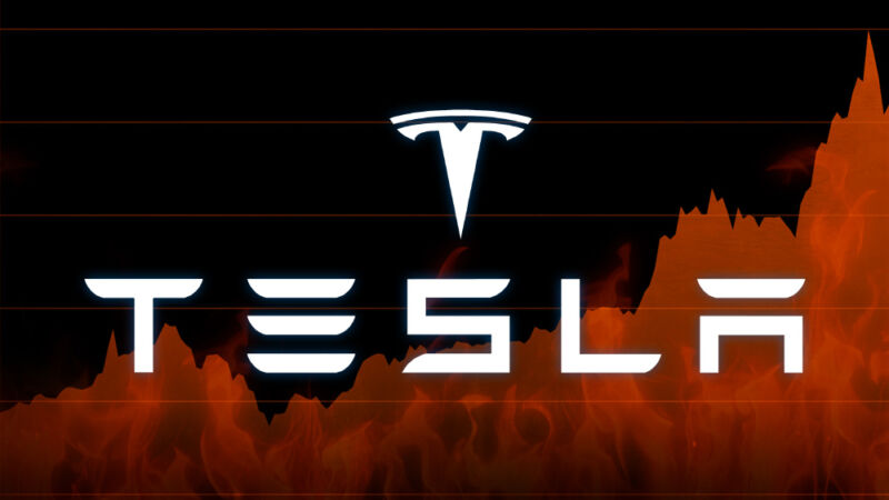 Photo of Teslas shares fall 15 percent after S&P 500 snub