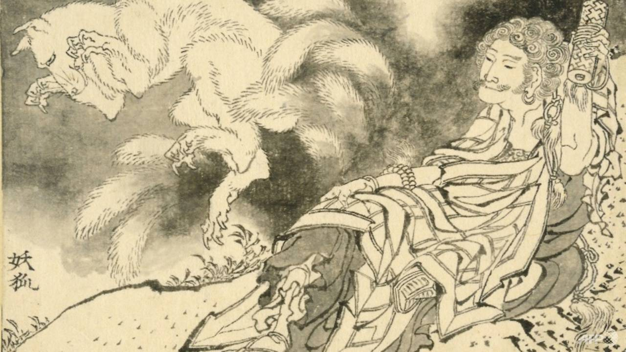 Photo of British Museum acquires 'lost' drawings of Japan's Hokusai