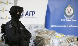 Photo of Cocaine Bust in Sydney, $2.5 Million Cash Seized