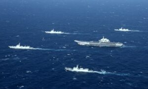 Photo of China Growing Largest Maritime Fleets in the World: UK Defence Secretary