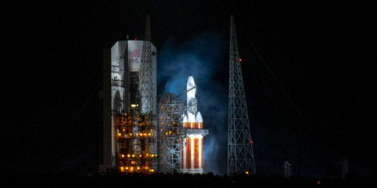 Photo of Delta IV Heavy scrubs again, ULA chief vows to change readiness operations