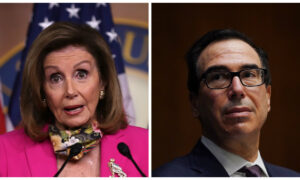Photo of Pelosi: Trump COVID-19 Diagnosis Changes Dynamic of Stimulus Negotiations