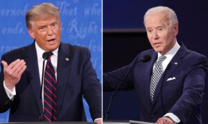 Photo of Trump, Biden Declare Victory After First Presidential Debate