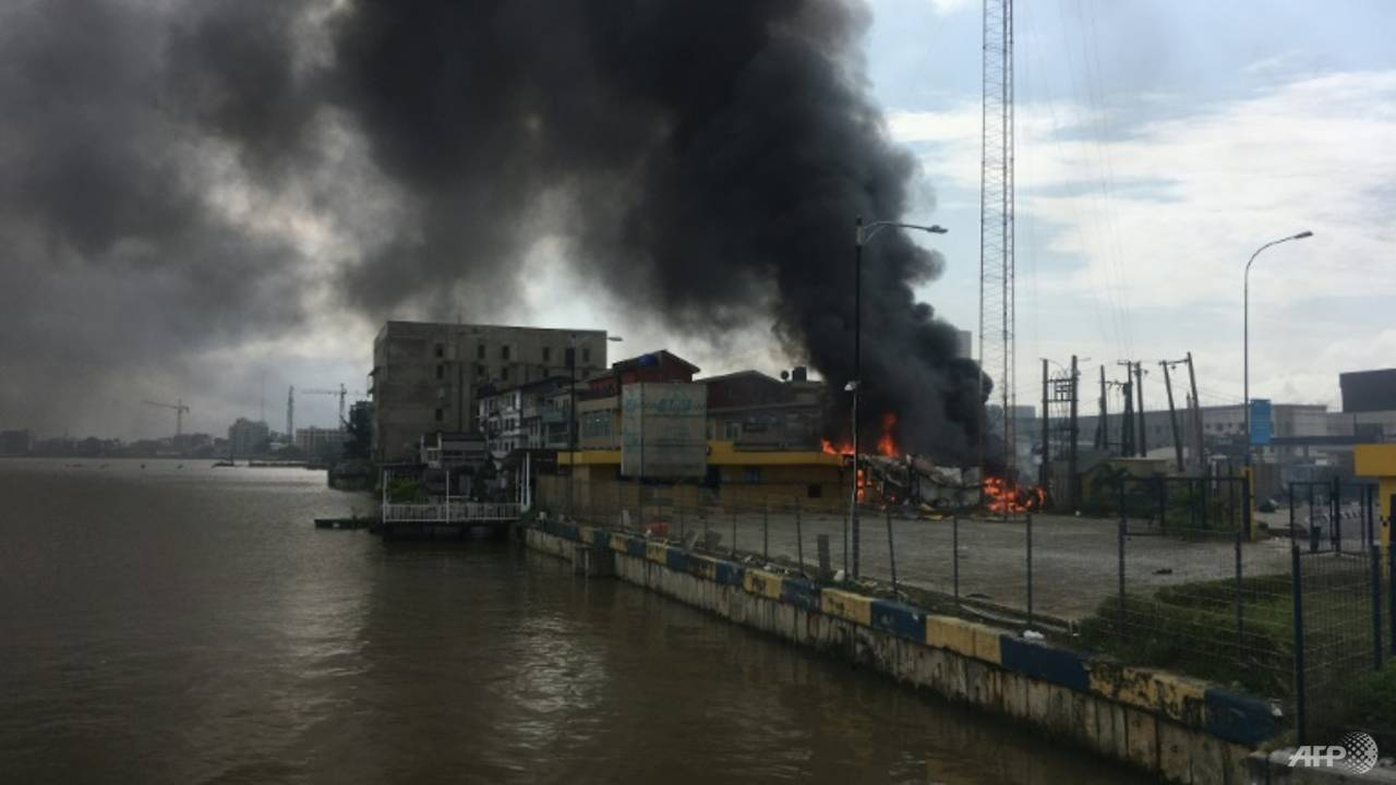 Photo of Unrest in Lagos after deadly Nigeria protest shooting
