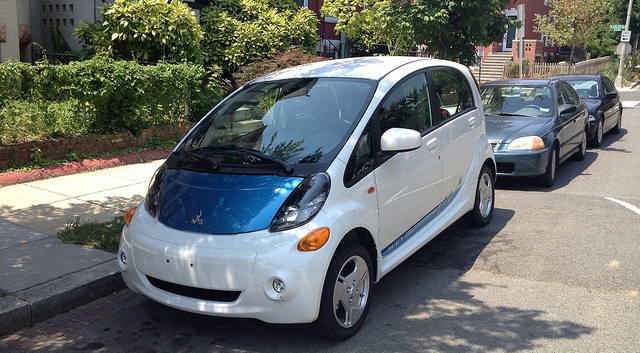 Photo of After 12 years, Mitsubishi kills the i-MiEV electric car