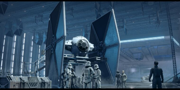 Photo of Star Wars Squadrons impressions: A heavy asterisk at launch for PC players