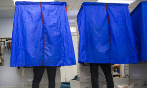 Photo of Computer, USB Drives Stolen From Philadelphia Election Machine Facility