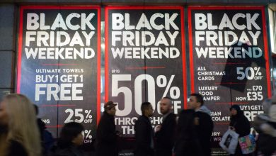 Photo of FRIDAY FRENZY Black Friday £2million-a-minute spending spree as shoppers QUEUE to go on Currys and Boots websites and PayPal crashes