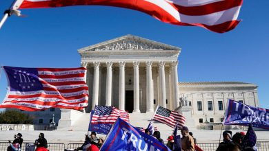 Photo of Supreme court rejects Trump-backed Texas lawsuit aiming to overturn election results
