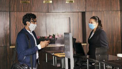 Photo of How hotels will change post-Covid from check-in and buffets to in-room cleaning
