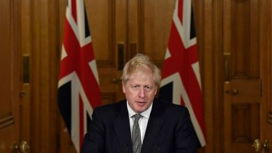 Photo of Boris Johnson 'optimistic' about easing some England lockdown measures