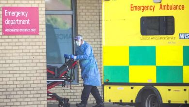 Photo of UK probes at-home Covid wonderpill that could HALVE hospitalisations and deaths