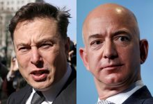 Photo of Elon Musk trolls Jeff Bezos as he falls further behind in 'world's richest' race