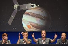 Photo of LUCY MISSION: NASA SENDS PROBE ON 12-YEAR EXPLORATION TO STUDY ASTEROIDS AROUND JUPITER